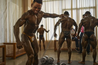 Тренировка — залог успеха спортсмена