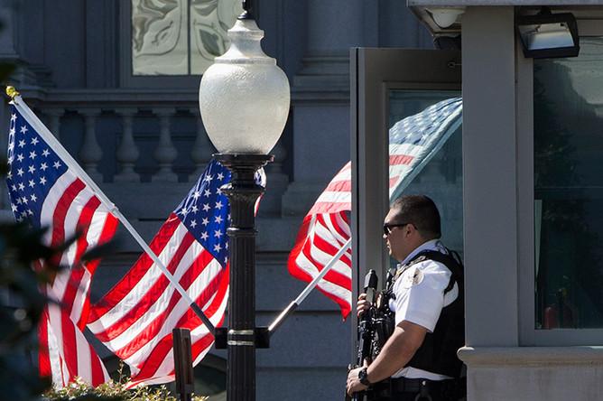 В здании Капитолия в США произошла стрельба