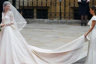 Кэтрин Миддлтон перед свадьбой с принцем Уильямом, 2011 год