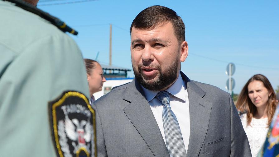 В ДНР назвали нелепыми слова Зеленского о вступлении Украины в НАТО