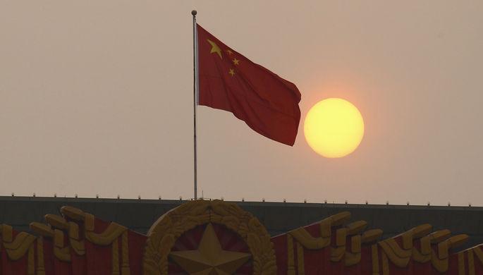 Девять человек погибли при обвале на шахте в Китае