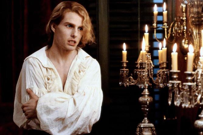 Кадр из фильма «Интервью с вампиром» (1994)