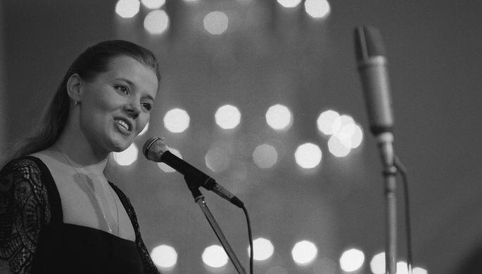 Певица Людмила Сенчина, 1984 год