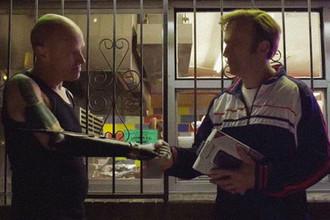 Тодд Лоусон Латурретт в эпизоде сериала «Лучше звоните Солу»