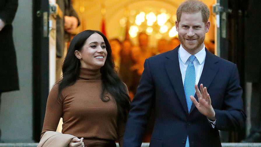 Принц Гарри и Меган Маркл переехали из Канады в Лос-Анджелес