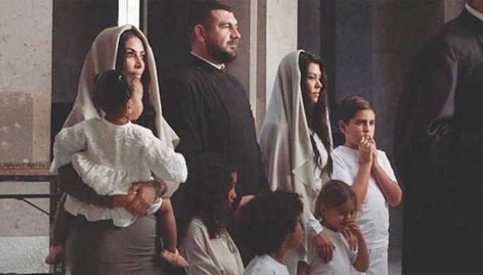 За Родину: Ким Кардашьян призвала поддержать Армению