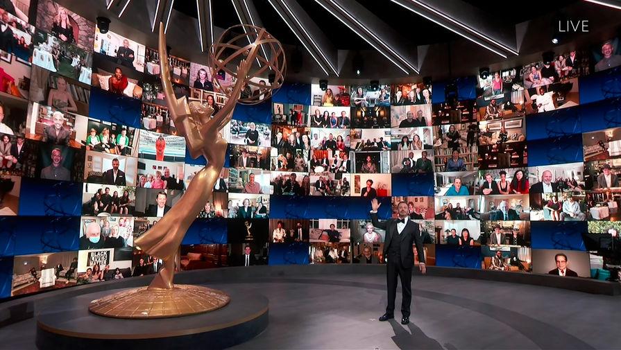 Во время 72-й церемонии вручения телевизионной премии «Эмми», 21 сентября 2020 года