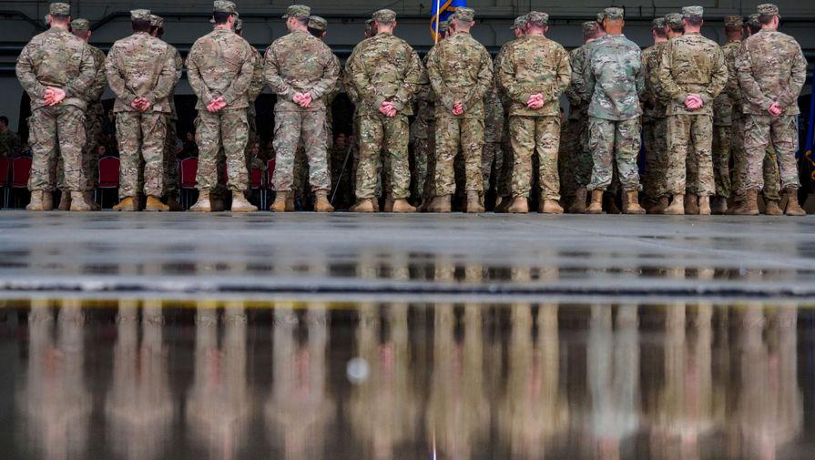 Вывод откладывается: армия США остается в Германии