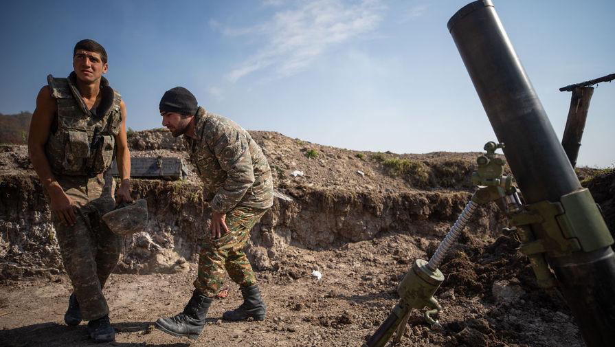 Обстрел южных границ: Ереван обвинил Баку в нападении