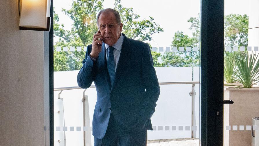 Лавров заявил, что Россия поддерживает заинтересованность ЕС в нормализации диалога