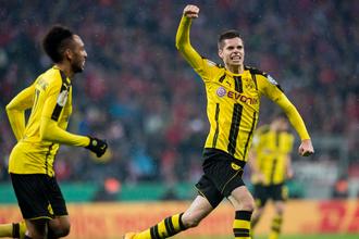 Дортмундская «Боруссия» выиграла в Мюнхене практически безнадежный матч