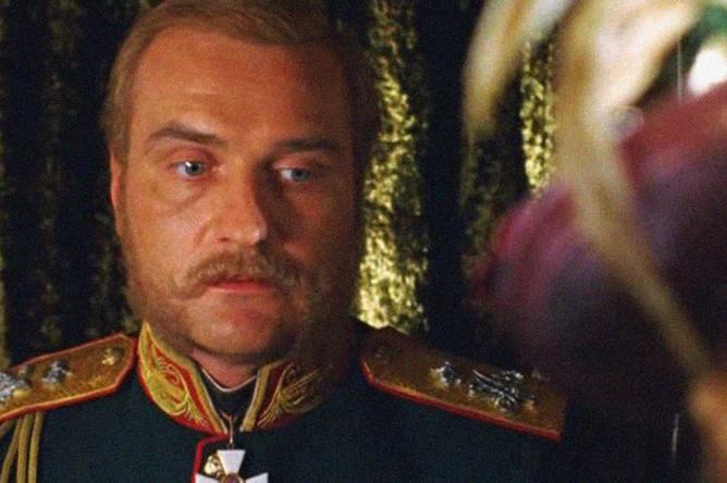 Александр Балуев в фильме «Турецкий гамбит» (2005)