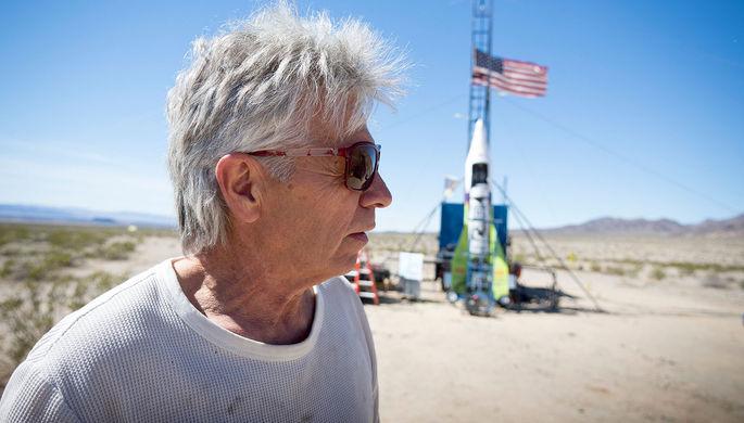 «Не верю в науку»: плоскоземельщик разбился на ракете