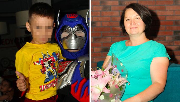 «Дверь закрыта изнутри»: как погибли мать и ее 8-летний сын