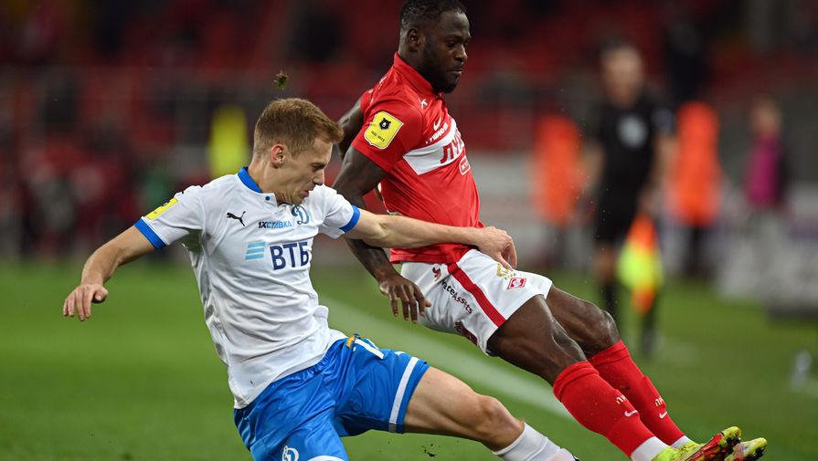 Лещенко расстроился из-за того, что Динамо упустило победу над Спартаком
