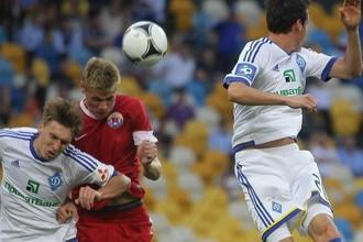 «Динамо» еще борется за Лигу чемпионов