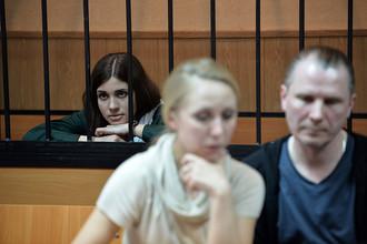 Надежда Толоконникова остаток срока будет отбывать в колонии в Красноярском крае