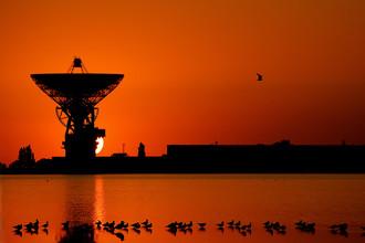Крымский радиотелескоп остановил наблюдения по проекту «Радиоастрон»