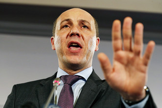 Секретарь украинского Совета национальной безопасности и обороны Андрей Парубий
