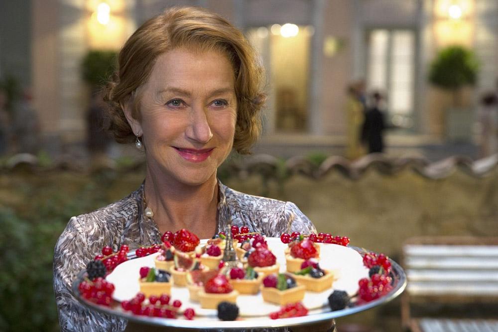 Фильмы про кулинарию и поваров список