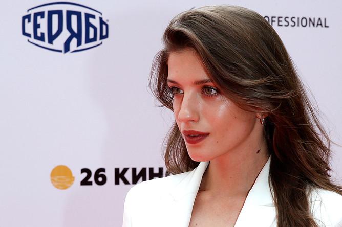 Актриса Анна Чиповская