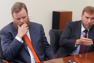 Экс-основные совладельцы «Промсвязьбанка» Алексей и Дмитрий Ананьевы