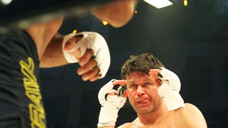 Российский актер Олег Тактаров, в прошлом — известный боец UFC, отказался от роли русского военного сепаратиста, участвующего в боях на Украине