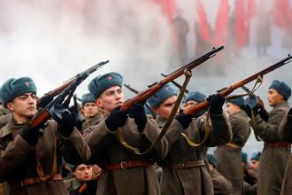 Военный парад в честь юбилея Парада 1941 года в Москве, 7 ноября 2016 года