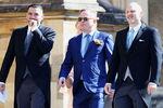 Глава Soho House Ник Джонс насвадьбе принца Гарри и Меган Маркл вВиндзоре, 19 мая 2018 года
