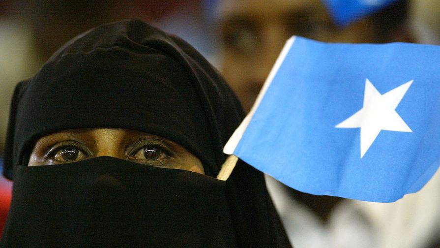 В Сомали шесть человек погибли при взрыве