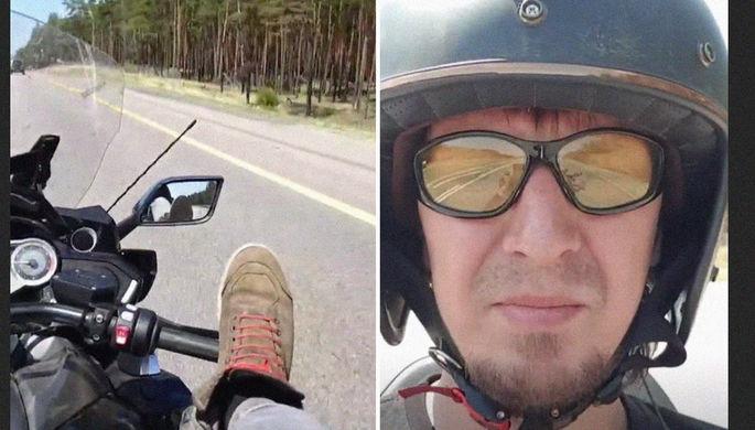 Последние кадры из инстаграма Артема Болдырева