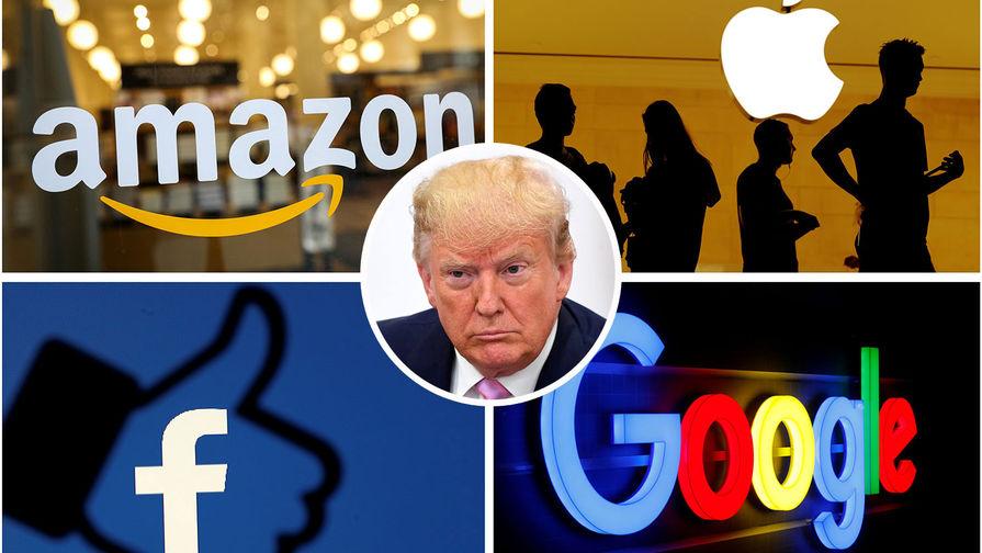 Минюст США начал антимонопольное расследование против онлайн-платформ