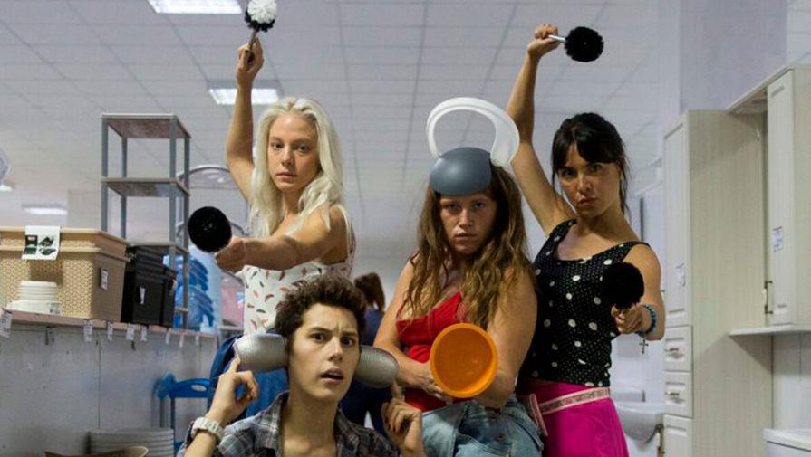 Кадр из сериала «Чики» (2020)