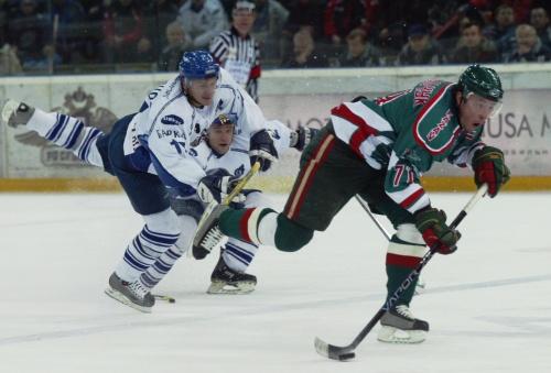 Илья Ковальчук успел поиграть за «Ак Барс» во время локаута в НХЛ в сезоне-2004/2005