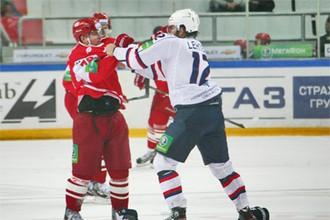 Андрей Анкудинов не побоялся принять вызов Йори Лехтеря