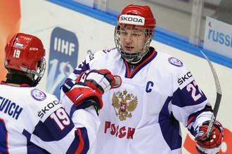 Валерий Ничушкин на юниорском чемпионате мира