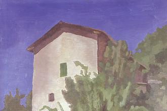 Джорджо Моранди. Пейзаж