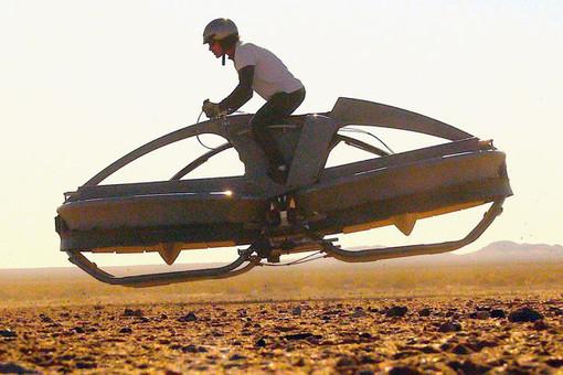 Ховербайк - летающий мотоцикл