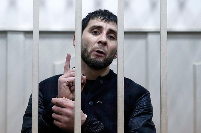 Один из подозреваемых в причастности к убийству Бориса Немцова Заур Дадаев