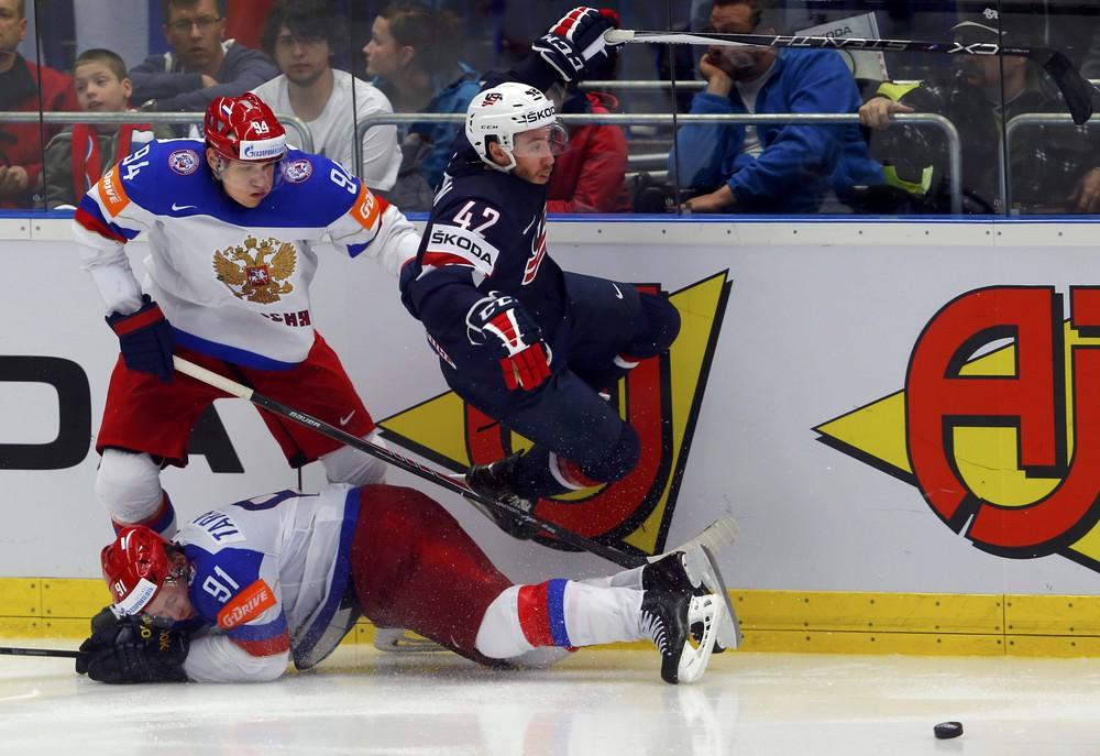 Чм по хоккею 2015 россия сша 3 период смотреть
