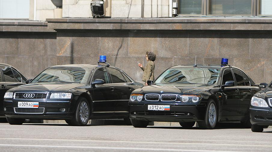Особые автомобильные номера в России - это Что