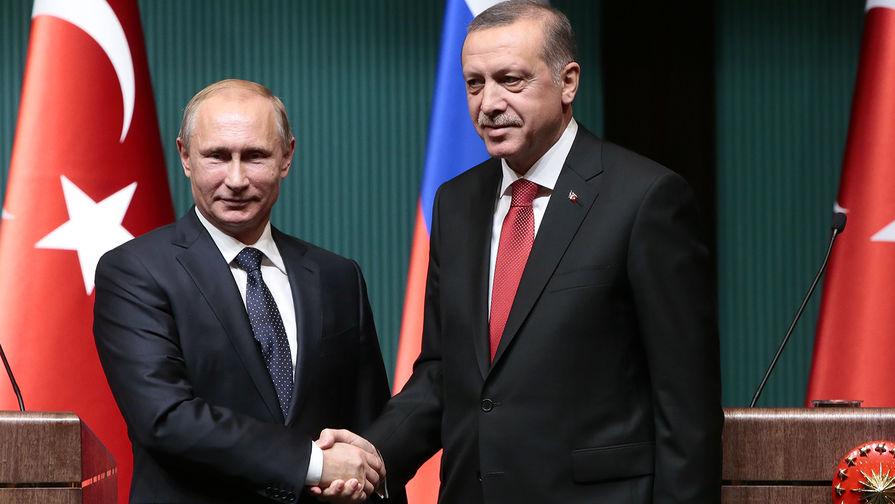 Турция пытается вернуть Россию