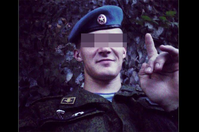 Корней Макаров, который подозревается в убийстве Станислава Думкина