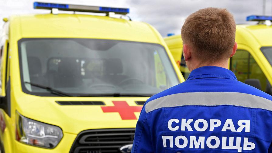 В Петербурге мужчина пострадал от взрыва аккумулятора телефона