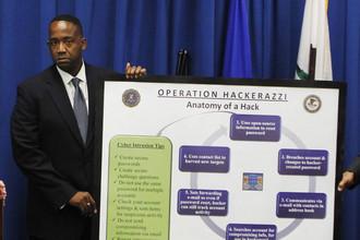 Презентация материалов уголовного дела «хакерацци»