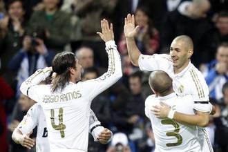 Мадридский «Реал» без труда обыграл «Вильярреал»