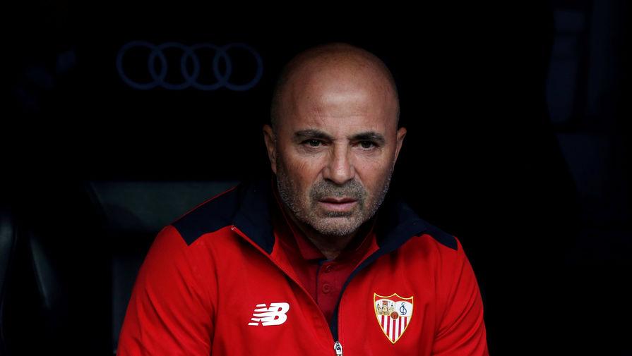 Бывший главный тренер «Севильи» Хорхе Сампаоли