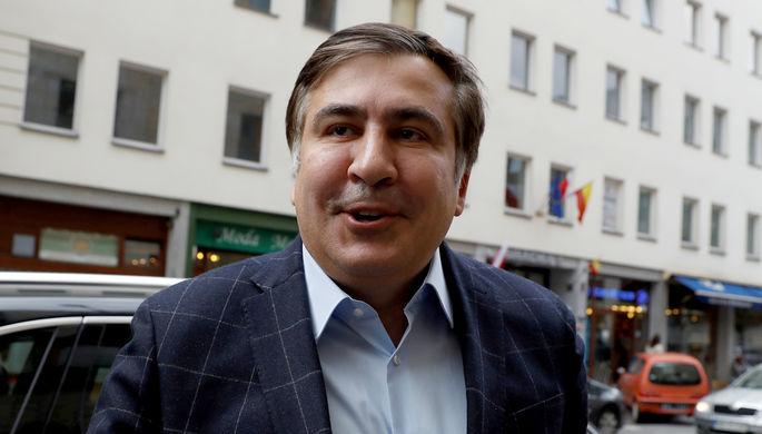«Неординарные шаги»: Саакашвили встал между Грузией и Украиной