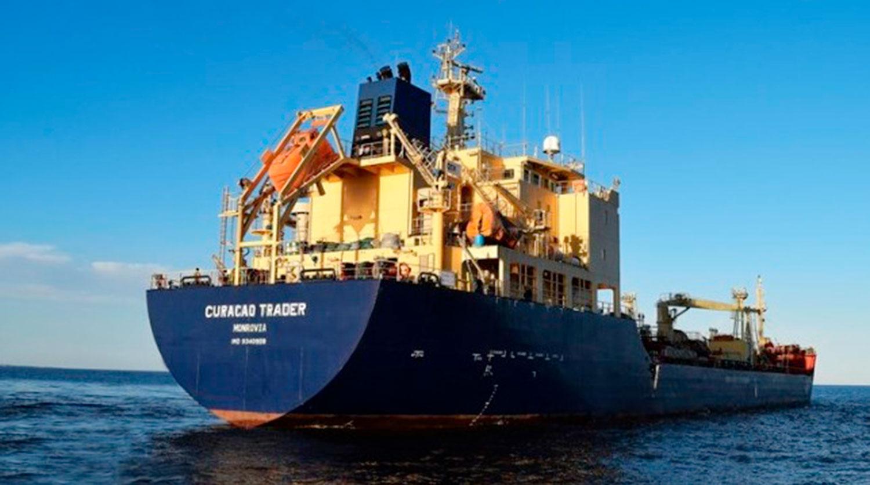 Крупнейший нефтяной супертанкер Венесуэлы перешел под флаг России