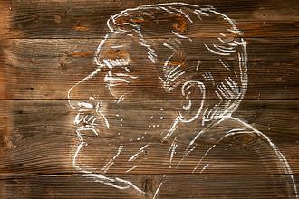 Дом-музей Сергея Довлатова в деревне Березино Пушкиногорского района Псковской области